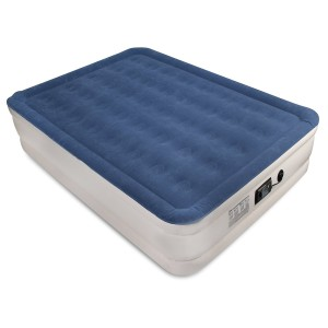 SoundAsleep Dream Series Air Mattress with ComfortCoil Technology & Internal High Capacity Pump - Air Mattress Reviews