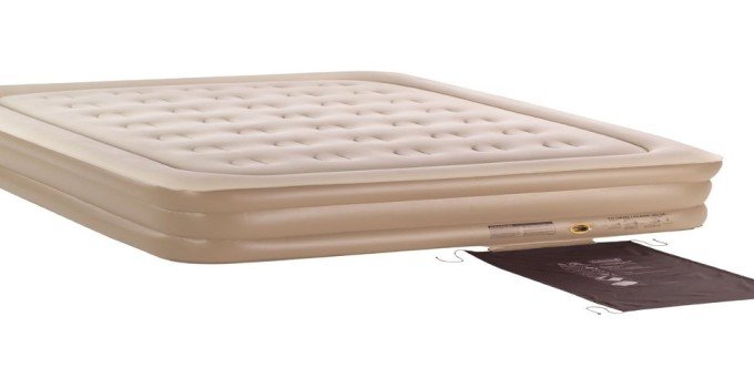 Coleman Double-High Support Rest Air Mattress Review