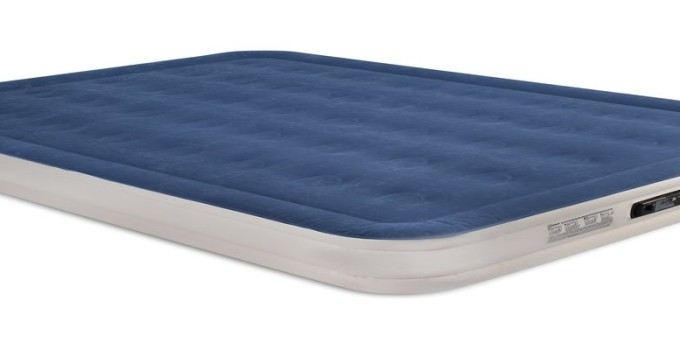 SoundAsleep Dream Series Air Mattress with ComfortCoil Technology and Internal High-Capacity Pump